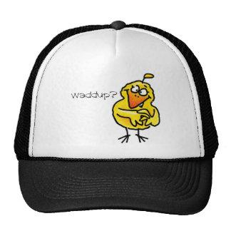 Chapéu de Waddup Boné