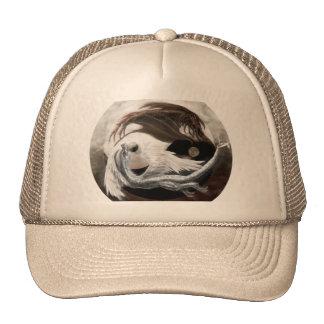 Chapéu de Yin e de Yang Bonés
