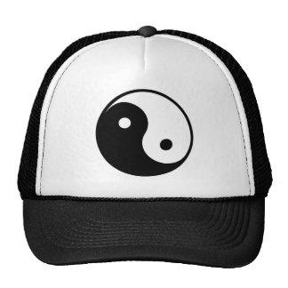 Chapéu de Yin Yang Bone