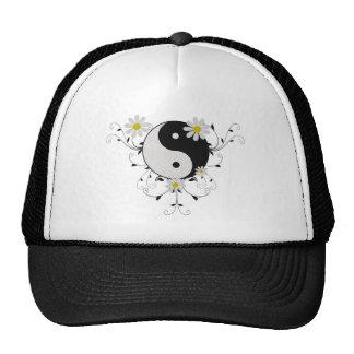 Chapéu de Yin Yang da margarida Bonés