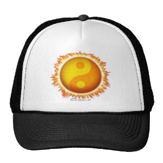 Chapéu de Yin/Yang Sun Boné