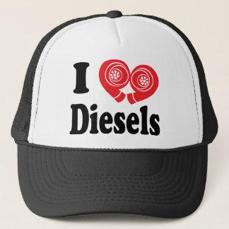 Chapéu diesel do camionista boné