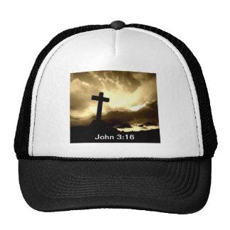 Chapéu do 3:16 de John do calvário Bone
