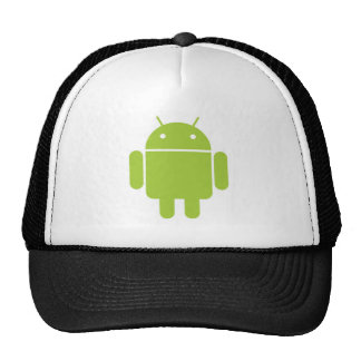 Chapéu do Android Boné