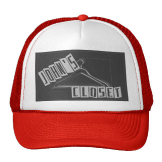 Chapéu do armário de John Boné