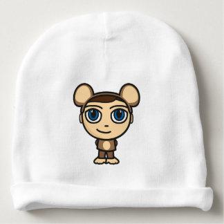 Chapéu do Beanie do bebê do algodão do menino do Gorro Para Bebê