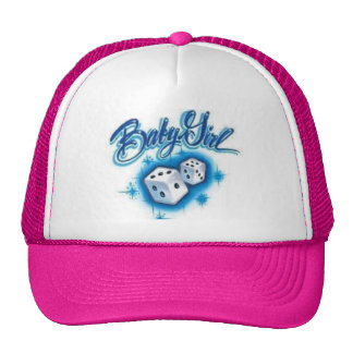 chapéu do bebé boné