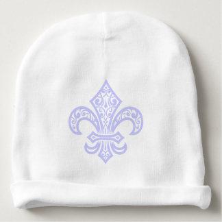 Chapéu do bébé™ da flor de lis/Beanie do bebê Gorro Para Bebê