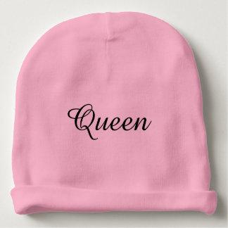 Chapéu do bebê da rainha gorro para bebê
