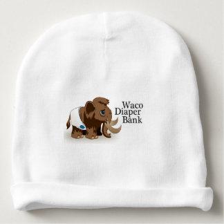 Chapéu do bebê do banco da fralda de Waco Gorro Para Bebê