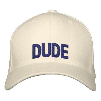 Chapéu do boné do bordado do gajo