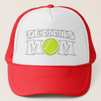 Chapéu do boné do camionista da mamã do tênis