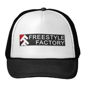 Chapéu do camionista da bandeira da fábrica do est boné