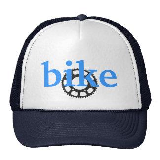 chapéu do camionista da bicicleta bonés