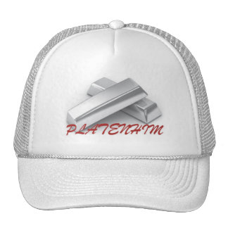 Chapéu do camionista da coleção do diamante de boné
