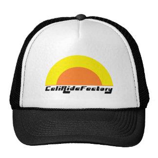 Chapéu do camionista da fábrica do passeio de Cali Boné