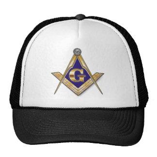Chapéu do camionista da maçonaria bone