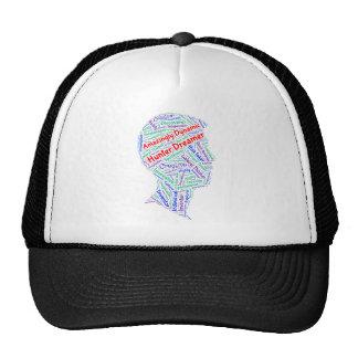 Chapéu do camionista de ADHD inspirador Boné