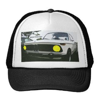 Chapéu do camionista de BMW Boné