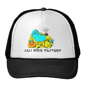 Chapéu do camionista de Buddha da fábrica do Boné