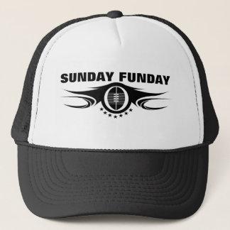 Chapéu do camionista de DOMINGO FUNDAY Boné