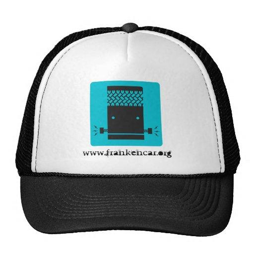 Chapéu do camionista de Frankencar Bones