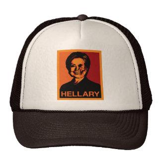 Chapéu do camionista de HELLARY Boné