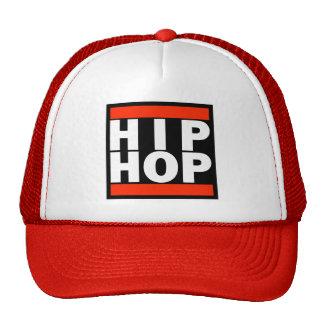 Chapéu do camionista de HIP HOP Bones