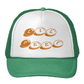 Chapéu do camionista de Lil Peef Bonés