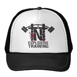 Chapéu do camionista de TNT Boné