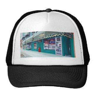 Chapéu do camionista do bar do jardim zoológico boné