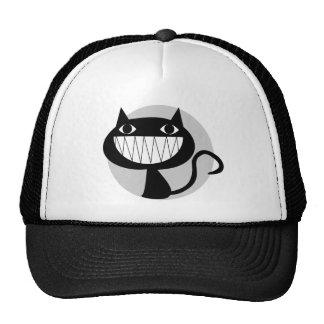 Chapéu do camionista do CAT do SMILEY Boné