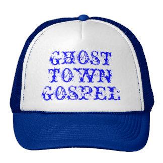Chapéu do camionista do evangelho da cidade fantas bone