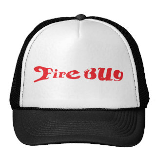 Chapéu do camionista do FireBug Bone
