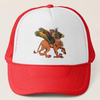 Chapéu do camionista do grifo boné