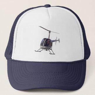 Chapéu do camionista do helicóptero dos bonés de