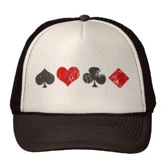 Chapéu do camionista do jogador boné