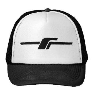Chapéu do camionista do logotipo da guarda florest boné