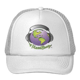 Chapéu do camionista do logotipo de Beatz do plane Bones
