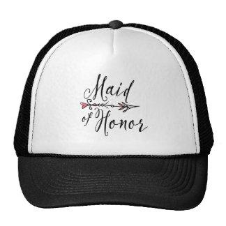 Chapéu do camionista do tribo | da noiva da boné
