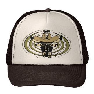 Chapéu do camionista do vaqueiro! boné