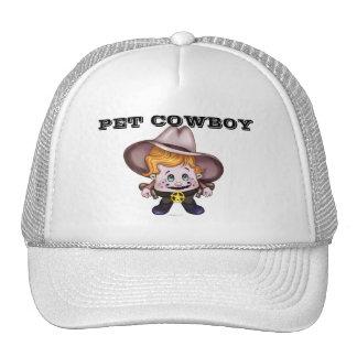 Chapéu do camionista do VAQUEIRO do ANIMAL DE Boné