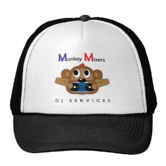 Chapéu do camionista dos misturadores do macaco boné
