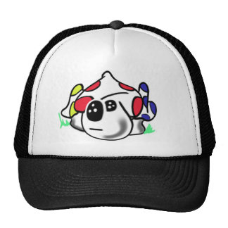 Chapéu do cogumelo bonés