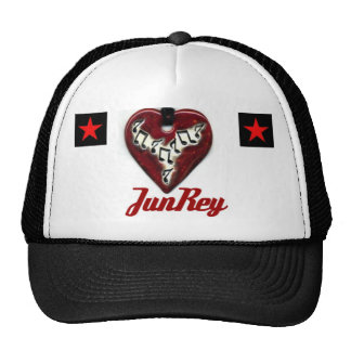 Chapéu do coração de All Star Boné