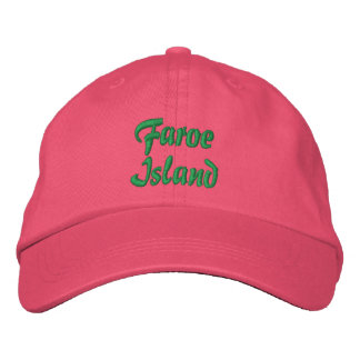 Chapéu do costume de Faroe Island Boné