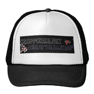 chapéu do crisppoker boné