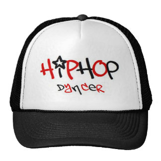 Chapéu do dançarino de Hip Hop Bone