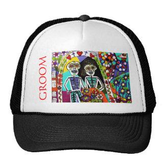 - Chapéu do despedida de solteiro - casal mexicano Bonés