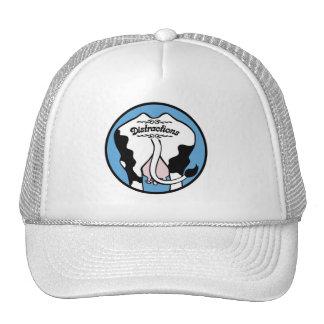Chapéu do Distracção-Logotipo Boné